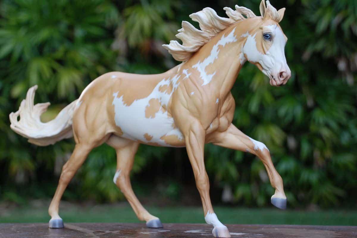 custom breyer cowgirl magazine
