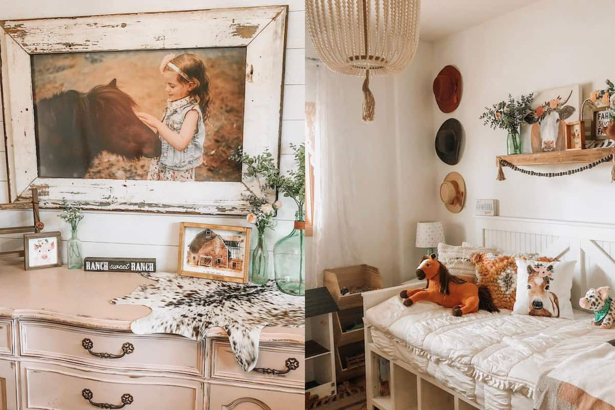 girl rooms cowgirl magazine