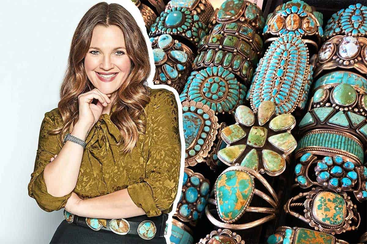 drew Barrymore hippie cowgirl couture cowgirl magazine