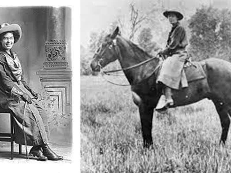 clare hodges wild women of the west cowgirl magazine
