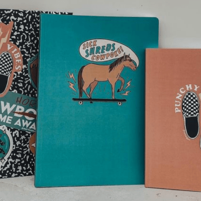 cowgirl-magazine-journals