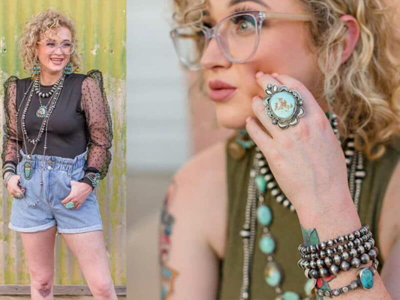 Katie looney turquoise & co turquoise and co cowgirl magazine