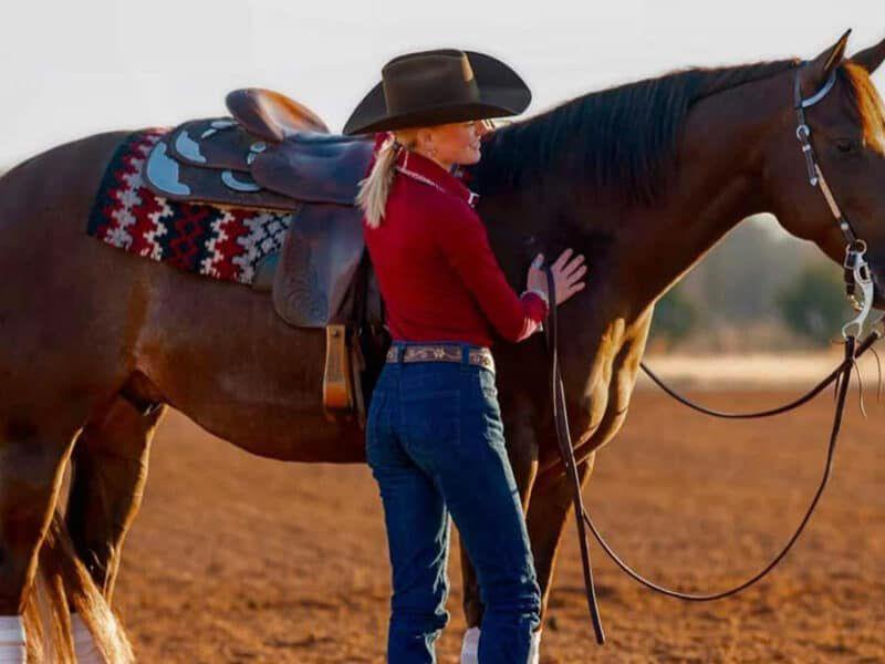 dani latimer cowgirl magazine