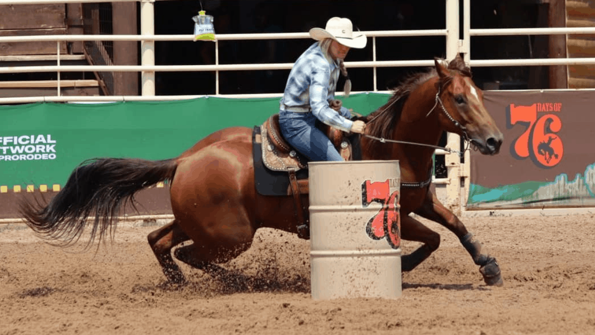 badlands circuit finals cowgirl magazine