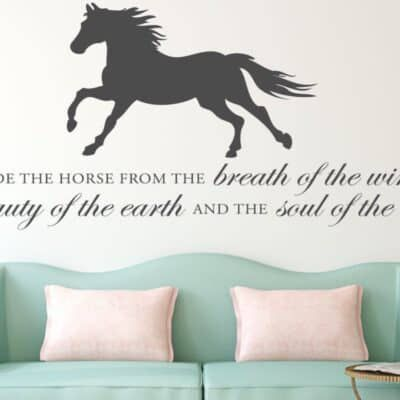 wall decals cowgirl magazine