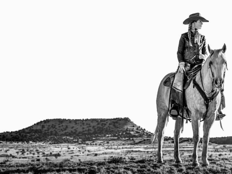 Anouk Masson Kranz american cowboys cowgirl magazine