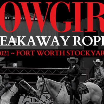 cowgirl gathering breakaway roping cowgirl magazine