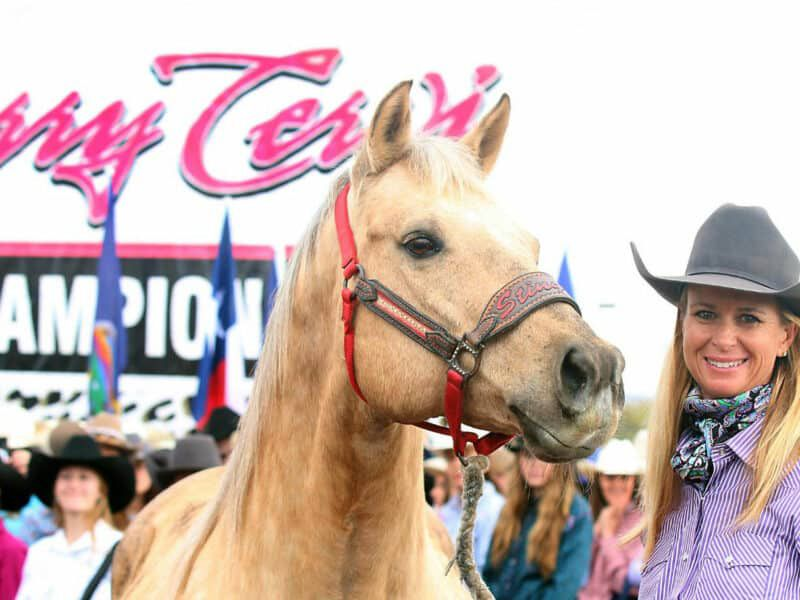 Sherry Cervi Youth Championships cowgirl magazine